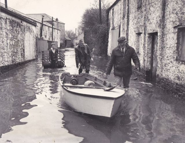 mill lane flood